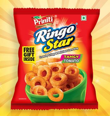 Ringo Star Tangy Tomato