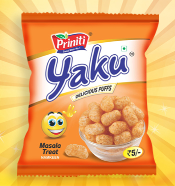 Yaku Masala Treat