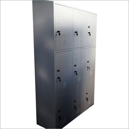 SS Storage Lockers