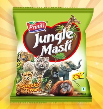 Jungle Masti