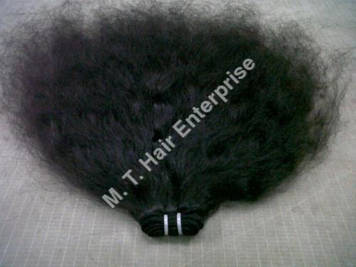 Natrual curly hair