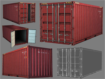Industrial Storage Containers Services