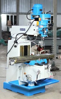 Vertical Turret Milling Machine M4A