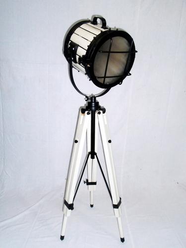 Royal Nautical Tripod Floor Lamp