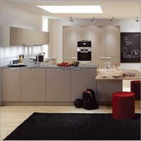 Interior Modular Kitchen Cabinet