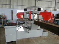 Hydraulic Heavy Duty Double Column Bandsaw Machine