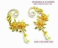 Designer American Earring