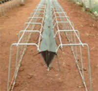 Hydroponics Trough System