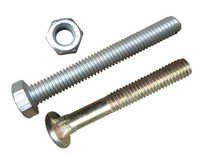 Hot Dip Galvanised Nut Bolt