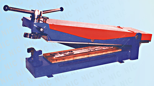Hand Operated Die Cutting Machine
