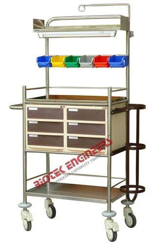 Emergency Medicine Trolley