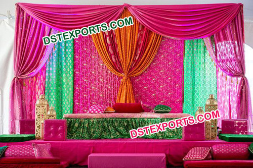 Wedding Mandap Backdrops Decoration