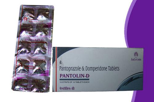 Domperidone Pantoprazole Tablets