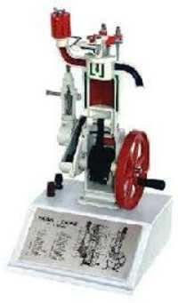 Model Petrol Engine Four Stroke