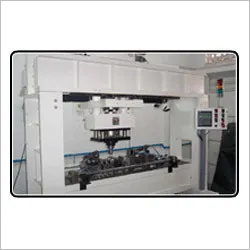 Multi Point Shaft Straightener Machine
