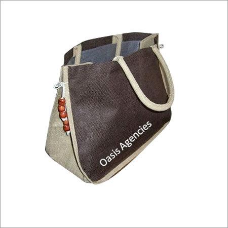 Small Jute Gift Bag