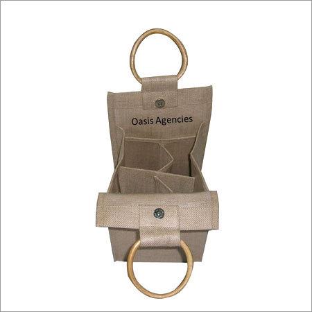 Can Holder Jute bag
