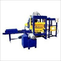 Semi Automatic Fly Ash Brick Making Machine