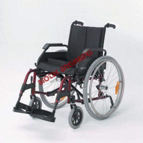 Propelling Self Wheelchair