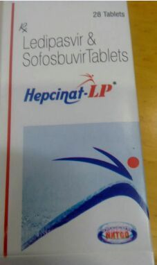 Ledipasvir 90 Mg and Sofosbuvir 400 Mg