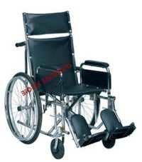 Wheelchair Non-Folding With Head Rest