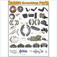 Forklift Brake Parts