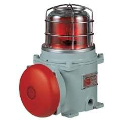 Explosion Proof Warning Light with Bell