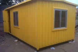 Modular FRP Site Office