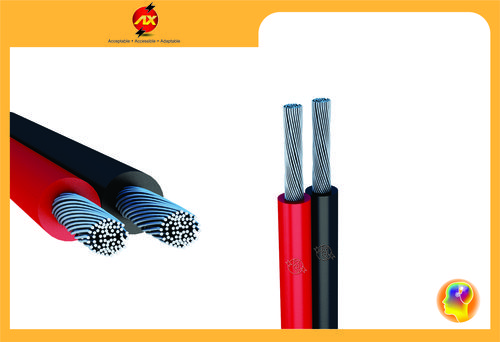 RIBBIN WIRE (RED + BLACK) 7/38