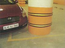 Pillar Protection Guard & Wall Guard
