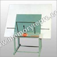 Hand Operated Plate Punch for Newspaper Presses