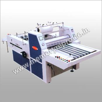 Semi-Automatic Thermal Lamination Machine