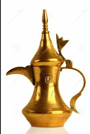 golden dallah