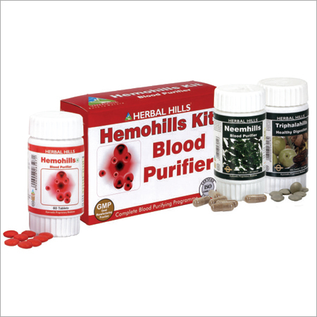 Hermohills Kit - Blood Purifier