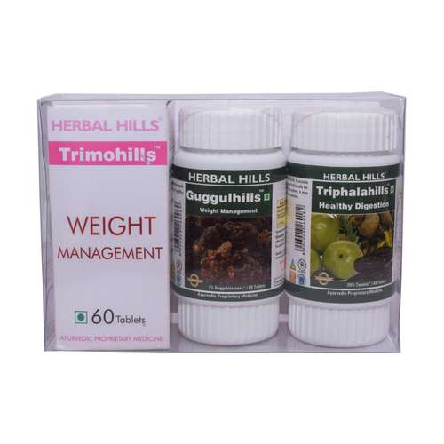 Trimohills Kit Slimming Aid - Weight Management