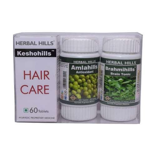 Keshohills Kit Hair Care - Hair Care Tablets