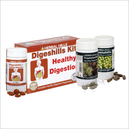 Digeshills Kit for Acidity & Healthy Digestion