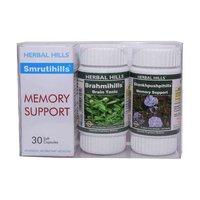 Smrutihills Kit Memory Support - Brain Tonic