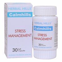Calmhills 30 Capsule - Herbal Stress relief