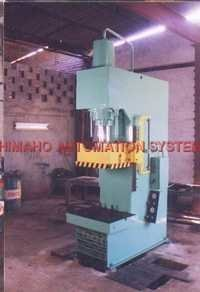 100 Ton C-Frame Hydraulic Press