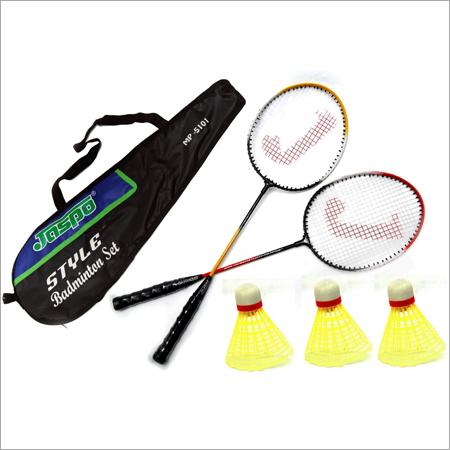 Jaspo Style Badminton