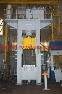 250 Ton Capacity Close Frame Hydraulic Press