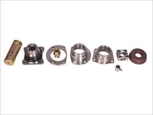 Fabricated Precision Machines Parts