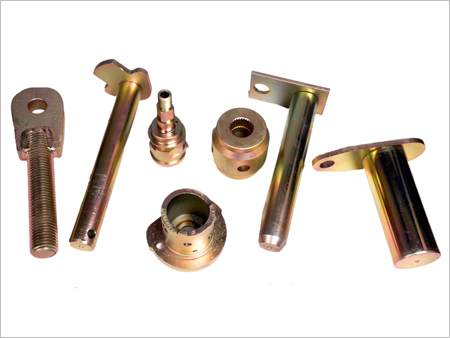 Fabricated Machinery Parts