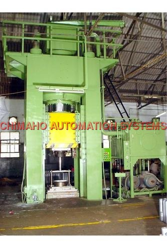 1200 Ton Capacity Hydraulic Press