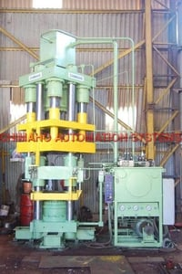 Special Purpose Cold Forging Press