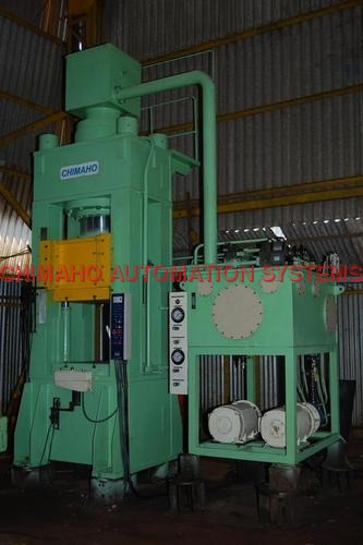 600 Ton Column Type Hydraulic Press