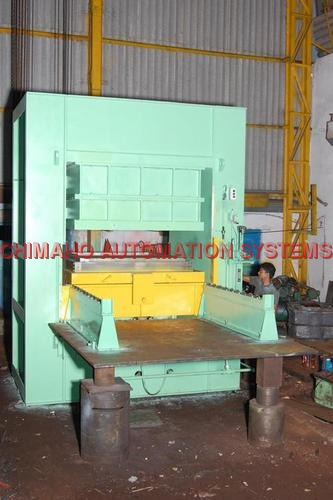 600 Ton Hydraulic Press