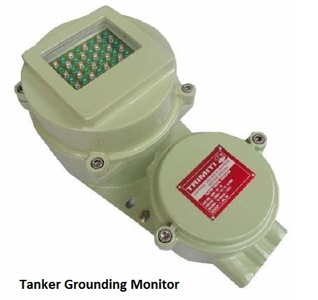 Tanker Ground Monitor