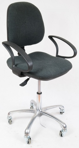 ESD Chairs with fixed arms